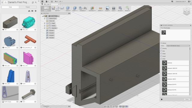 Fusion 360: An Integrated CAD/CAM Solution > ENGINEERING com