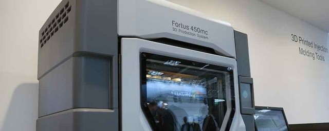 3D printing for production. Opel, Europe's third leading automaker, uses a Fortus such as this for production parts.