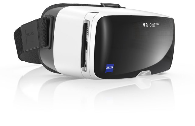 (The VR One Plus has a great design but no unique engineering applications yet. Image courtesy of Zeiss.)