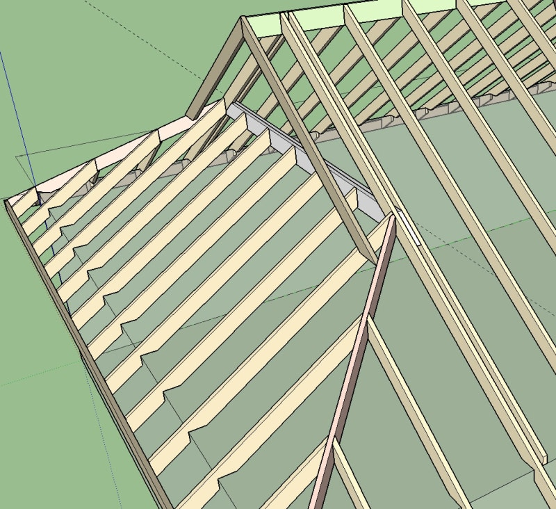 Dutch Gable Roof Bracket Structural Engineering General Discussion Eng Tips