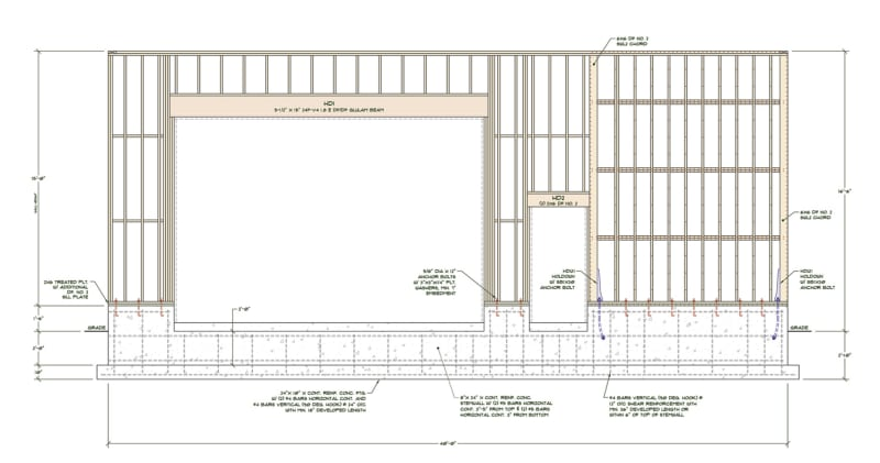 Large Garages Structural Engineering General Discussion