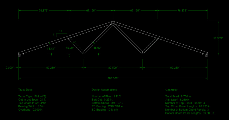 Truss Design Software - -Engineering programs/apps (general) - Eng-Tips