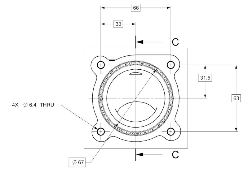 using cast hole as a datum - drafting standards  gd u0026t  u0026 tolerance analysis