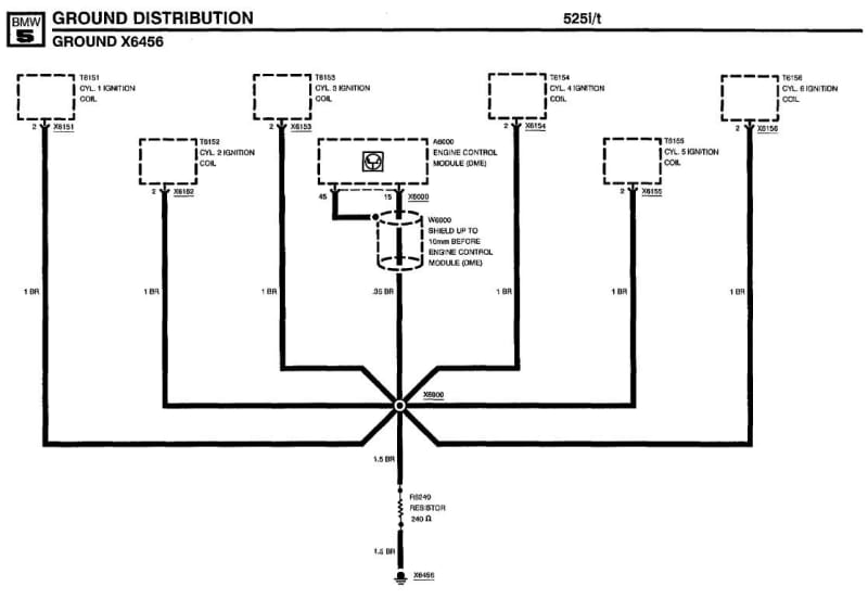In The Schematic My 1995 Engine Does I Am Hunting Down Ignition Coil Noise And Want To Figure Out Whether This Is A Good Thing Implement Or Not: BMW S85 Wiring Diagram At Anocheocurrio.co