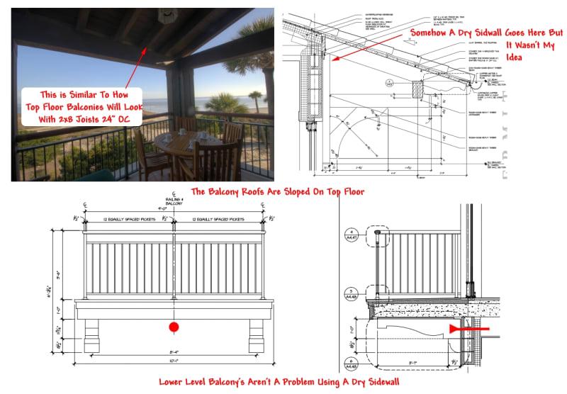 Exterior Sprinkler Heads : Fire sprinkler protection of exterior balconies in a full
