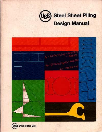 USS Steel Sheet Piling Design Manual - Foundation engineering - Eng-Tips