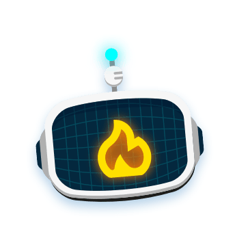 Bot Avatar Fire