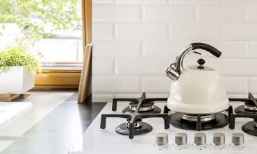 How to clean your floors in the time it takes to make a cuppa