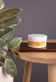 Leather & Wood Balm 240ml