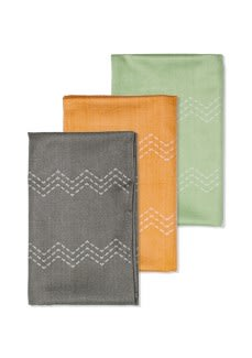 Bamboo T-Towel Mixed (3)