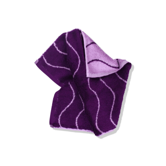 Bundle Bamboo Face Towel Lilac