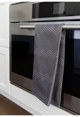 Bamboo T-Towel - Earl Grey