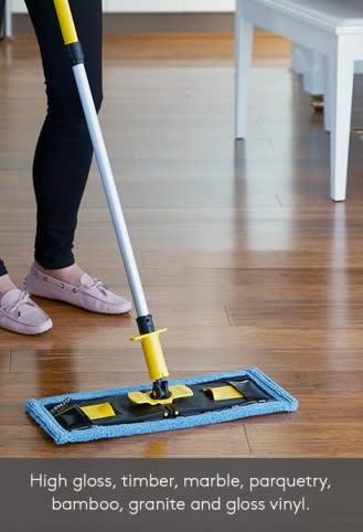 High Gloss Floor Fibre