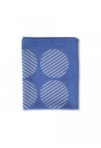 Bamboo T-Towel - French Blue