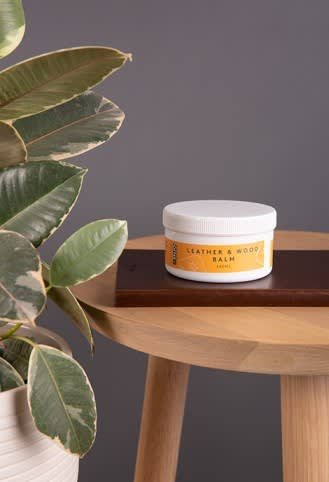 Leather & Wood Balm