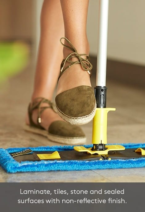 Matte Finish Floor Cleaner