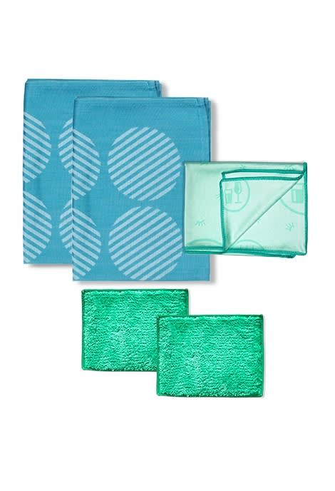 Delightful Dish Collection Teal