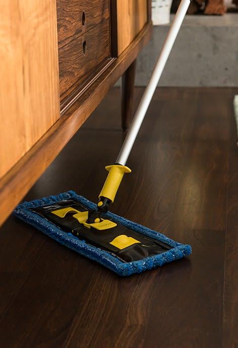 Matte Floor Fibre