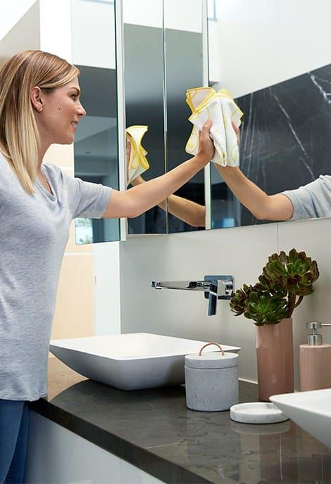 Natural Bathroom Cleaning Amp Tile Cleaner Bathroom