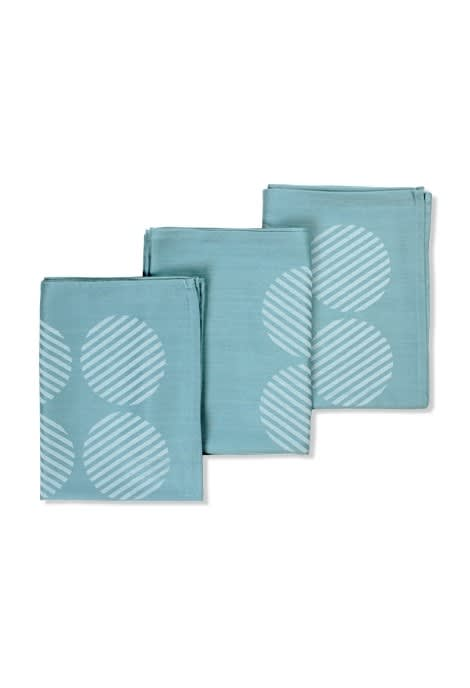Bamboo T-Towel - Teal