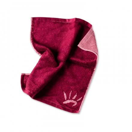 Bamboo Face Towel Blush