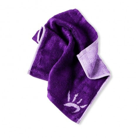 Bamboo Face Towel Lilac