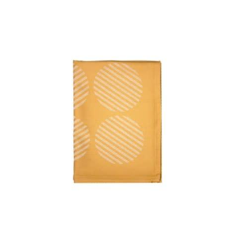 Bamboo T-Towel Mustard (1)