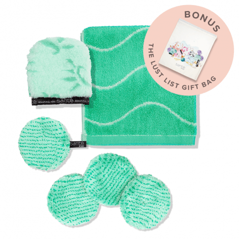 Limited Edition Face Essentials Mint