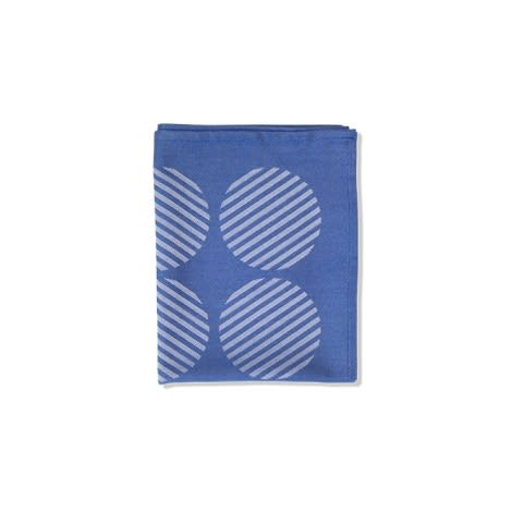 Bamboo T-Towel French Blue (1)
