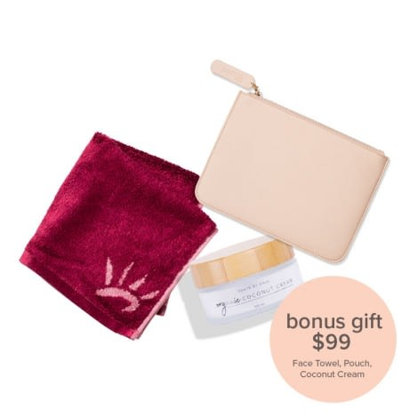 Bonus gift blush