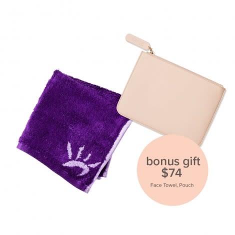 Bonus gift lilac