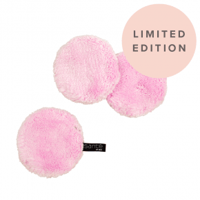 Limited Edition Makeup Remover (3) Pink
