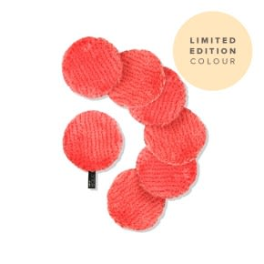 Limited Edition Makeup Removal + More Coral