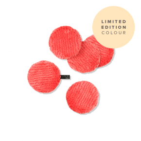 Limited Edition Makeup Remover (5) Coral
