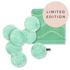 Limited Edition Makeup Removal + More Mint