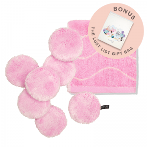 Limited Edition Makeup Removal + More Pink