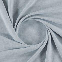 Overgordijn op Maat Texture Lichtblauw
