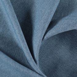Gordijn op Maat Structure Blauw
