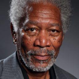 摩根費曼 Morgan Freeman