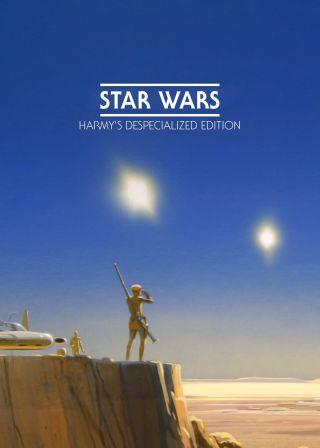 Star Wars Despecialized Edition電影海報