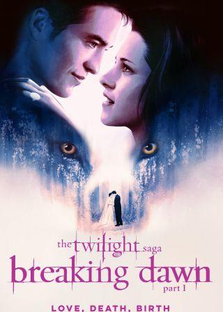 Breaking Dawn - Part 1: Love, Death, Birth電影海報
