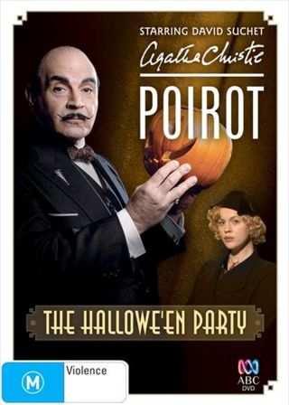 Agatha Christie's Poirot: The Halloween Party電影海報