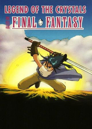 Final Fantasy: Legend of the Crystals Final Fantasy: Legend of the Crystals
