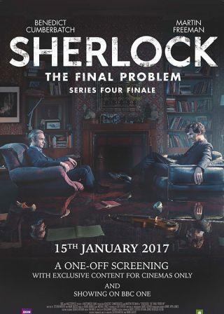 Sherlock: The Final Problem電影海報