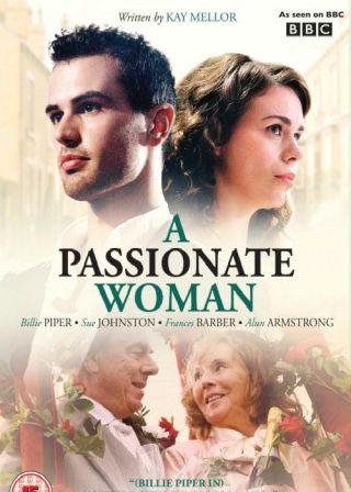 A Passionate Woman電影海報