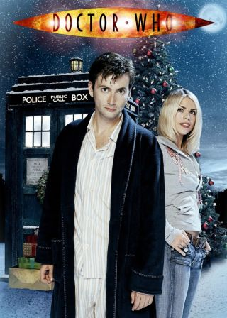 Doctor Who: The Christmas Invasion電影海報