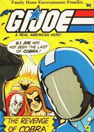 G.I. Joe: The Revenge of Cobra電影海報