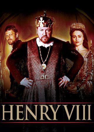 Henry VIII電影海報