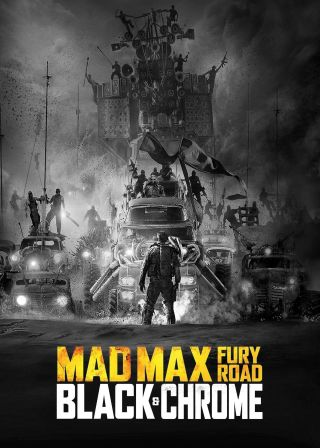 Mad Max: Fury Road電影海報