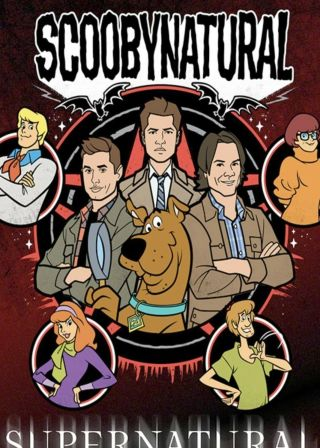 ScoobyNatural電影海報